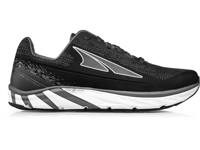 Altra Torin 4 Plush Running Shoes Men, black/grey